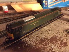60 081 in EWS green livery by Lima £15.00 needs rewiring Acquired 13/06/15 Medway