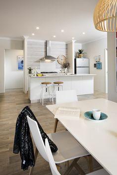 Dining to Kitchen - Poseidon Display Home - Homebuyers Centre - Jindalee, WA Australia