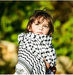 MashaAllah beautiful Palestinian girl.  :)