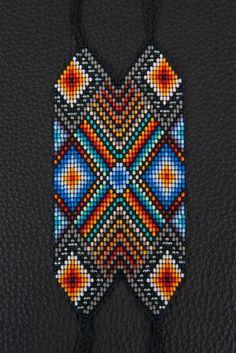 Pulsera de perla colombiana Shiva Shakti alma azul por myilumina