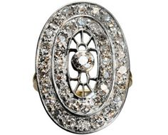 Erie Basin : Antique Jewelry & Engagement Rings