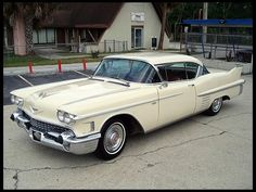 1958 Cadillac Coupe Deville  365/335 HP, Automatic