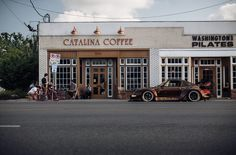 Catalina on Washington St.