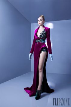 Nicolas Jebran Fall-winter 2012-2013 - Couture - http://www.flip-zone.net/fashion/couture-1/fashion-houses/nicolas-jebran