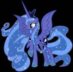 I love princess luna