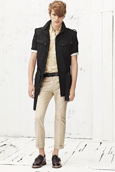 Balmain | Spring 2013 Menswear Collection | Style.com