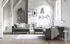 Black, White & Grey | Inspiratie | Eijerkamp #woontrend #interieur #wooninspiratie