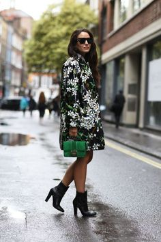 The best of the Brewer Street style brigade at LFW