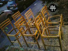 Restauro sedie ✌👷🔧