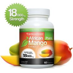 African Mango 18000 Finest Pure Extract - http://buyafricanmango.co.uk/african-mango-18000-finest-pure-extract/