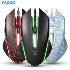 ce79030e97e Wired USB Optical Gaming Adjustable Mouse 6 Buttons For Professional Gamer  PC (eBay Link)
