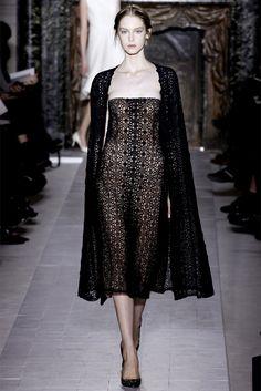 Valentino Haute Couture Spring - Summer 2013. Model: Jemma Baines.
