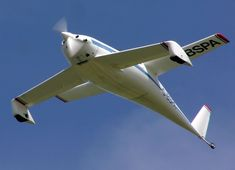 Rutan Quickie...  I always wanted to fly one of these things.