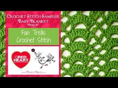 Fan Trellis Stitch f