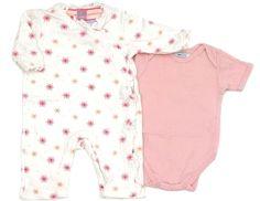 2-teiliges Baby-Set (Kurzarmbody und #Overall) in Größe 62-68 der Marke #Frendz