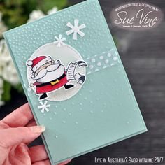 Miss Pinks Craft Spot: Signs of Santa Sneak Peek