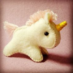 DIY inspiration. Unicorn !