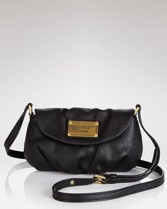 http://www.shopstyle.com: MARC BY MARC JACOBS Crossbody - Classic Q Karlie