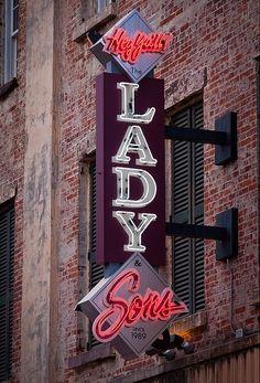 The Lady and Sons - Savanna, GA, Paula Deen's Restaurant. Soooo good!