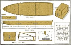 Small Plywood Boat Plan