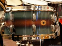 vintage slingerland snare - Snare drums are to drummers what shoes are to  some women. b14d0b3a7