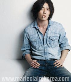 나쁜남자 김재욱, 몸 사진들