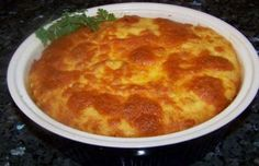 This domain may be for sale! Cheese Souffle, Swiss Cheese, Mediterranean Recipes, Greek Recipes, Macaroni And Cheese, Side Dishes, Stuffed Mushrooms, Food And Drink, Cooking Recipes