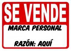 Vende tu marca personal para venderte a tí mismo por @Inma Jiménez