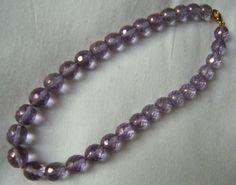collana girocollo in mezzo cristallo, by crys_e_cri, 10,00€ su misshobby.com