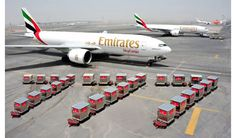 Port of Seattle Welcomes Emirates Airlines - Stellar Travel Emirates Airline, International Airlines, Air Photo, Cargo Airlines, Cabin Crew, Baggage, Welcome, Planes, Dubai