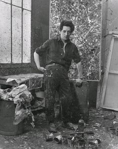 Jean-Paul Riopelle (1923 – 2002) was a painter and sculptor from Quebec, Canada. He became the first Canadian painter (since James Wilson Morrice) to attain widespread international recognition.