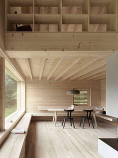 HAUS AUF DER TSCHENGLA | Architekten Innauer Matt - #Architekten #auf #bois #Der #Haus #Innauer #Matt #TSCHENGLA
