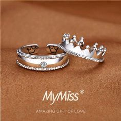 539700b15c8db 26 Best Couple Ring images in 2016 | Couple rings, King queen ...