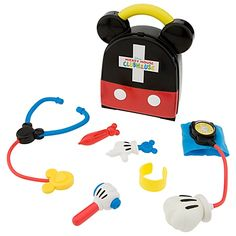 Mickey Mouse Toy Medical Kit