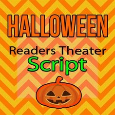 This funny Readers Theater Halloween Script teaches key facts of the unusual history of Halloween in Ireland and its migration to the United States.This is a great way for students to increase reading skills. It also encourages oral reading proficiency in a fun way!