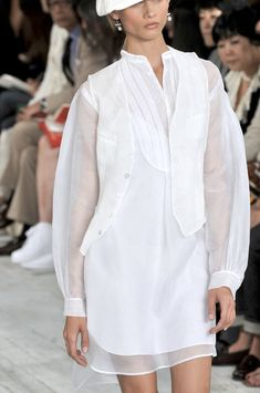 Ralph Lauren at New York Fashion Week Spring 2010 - Details Runway Photos
