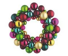 Quirky wreath