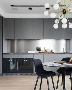 Kitchen love from ✨ #continentalapartments styling by @mariakangarde furniture by @nordiskagalleriet & @dustydeco