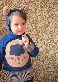 I want a Care Bear hoodie!