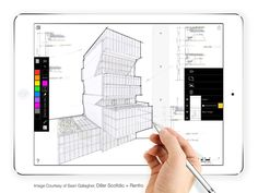 Take your sketching to the next level: Morpholio launches Trace Pro app for the iPad Pro & Pencil | News | Archinect