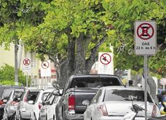 Está proibido estacionar na Praia de Cabeçudas +http://brml.co/18xOFQs