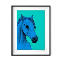 The Horse 2 by Evie Kemp - buy now from www.forkeeps.co.nz