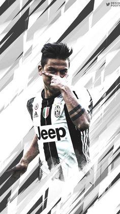 dyabala is een speler van juventus met FIFA kies ik altijd juve voor hem Messi And Ronaldo, Ronaldo Juventus, Neymar, Cristiano Ronaldo, Art Football, Football Design, Juventus Wallpapers, Liverpool Soccer, Messi Soccer
