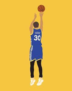 Basketball Drawings, Basketball Posters, Basketball Art, Basketball Decorations, Nba Wallpapers Stephen Curry, Stephen Curry Wallpaper, Stephen Curry Basketball, Nba Stephen Curry, Curry Nba