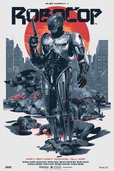 """""""Robocop"""" by Grzegorz Domaradzki (Gabz)"""
