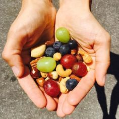 Fresh Fruit Trail Mix