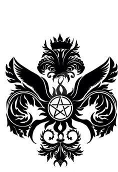 Epic supernatural tattoo                                                                                                                                                                                 More