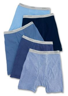 Hanes Boys Boxer Brief 5 Pack - Medium, Assorted Colors. Hanes comfortweave waistband keeps its shape. Preshrunk for a better fit. Comfortable freedom of a boxer with the support of a brief. Boys Boxers, Boys Underwear, Boxer Briefs, Kids Boys, Boy Outfits, Kids Fashion, Gym Shorts Womens, Swimwear, Shopping