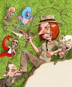 Julia Gillard and the year of living dangerously