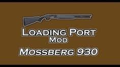 Mossberg 930 12 gauge with Nordic components +6 mag